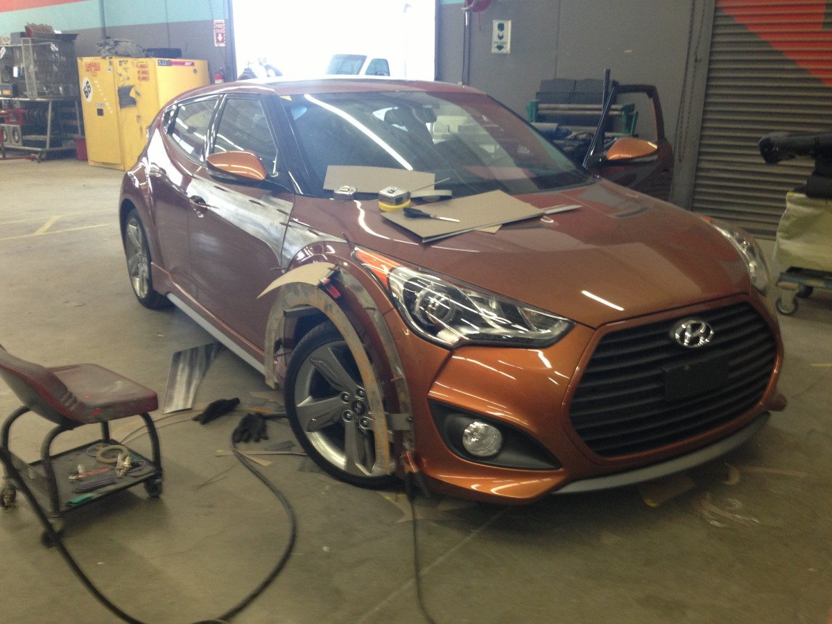 Building the Veloster Turbo ZSM – PT. 1