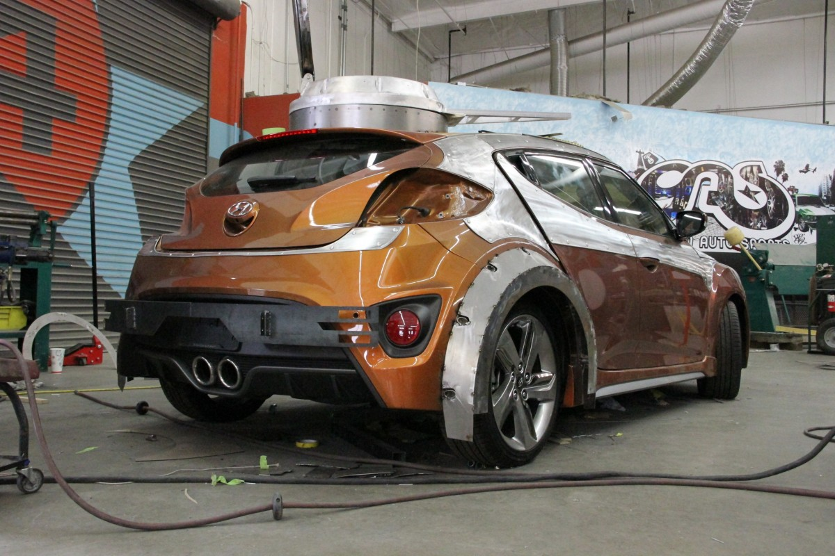 Building The Veloster Turbo ZSM – Pt. 2